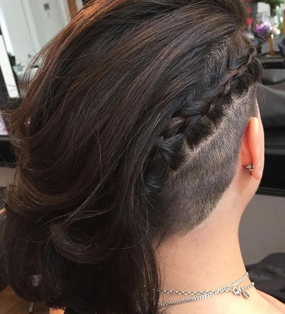 40 New Undercut Hairstyles For Women Long Medium Or