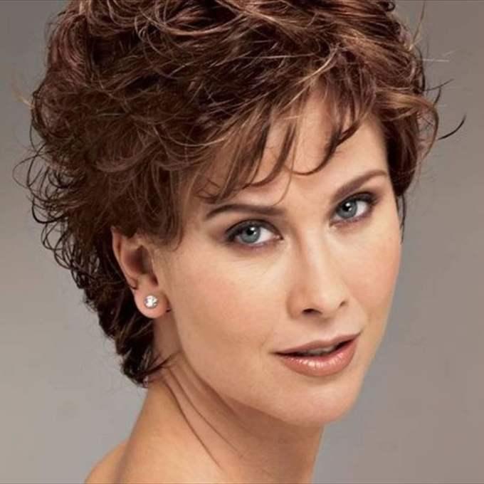 Short Curly Haircuts 2018 Over 50 | Hairsjdi.org