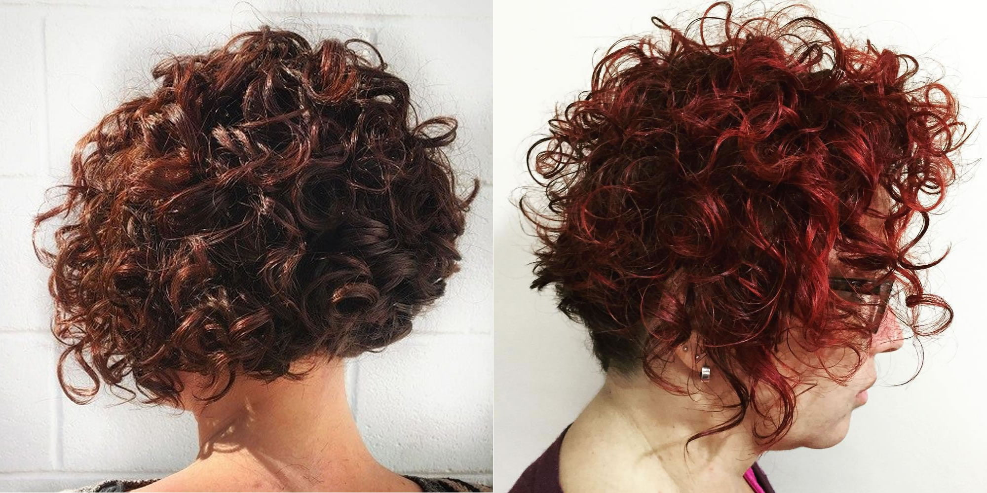 Medium Hairstyles 2019 Latest Curly Amp Wavy Haircuts For