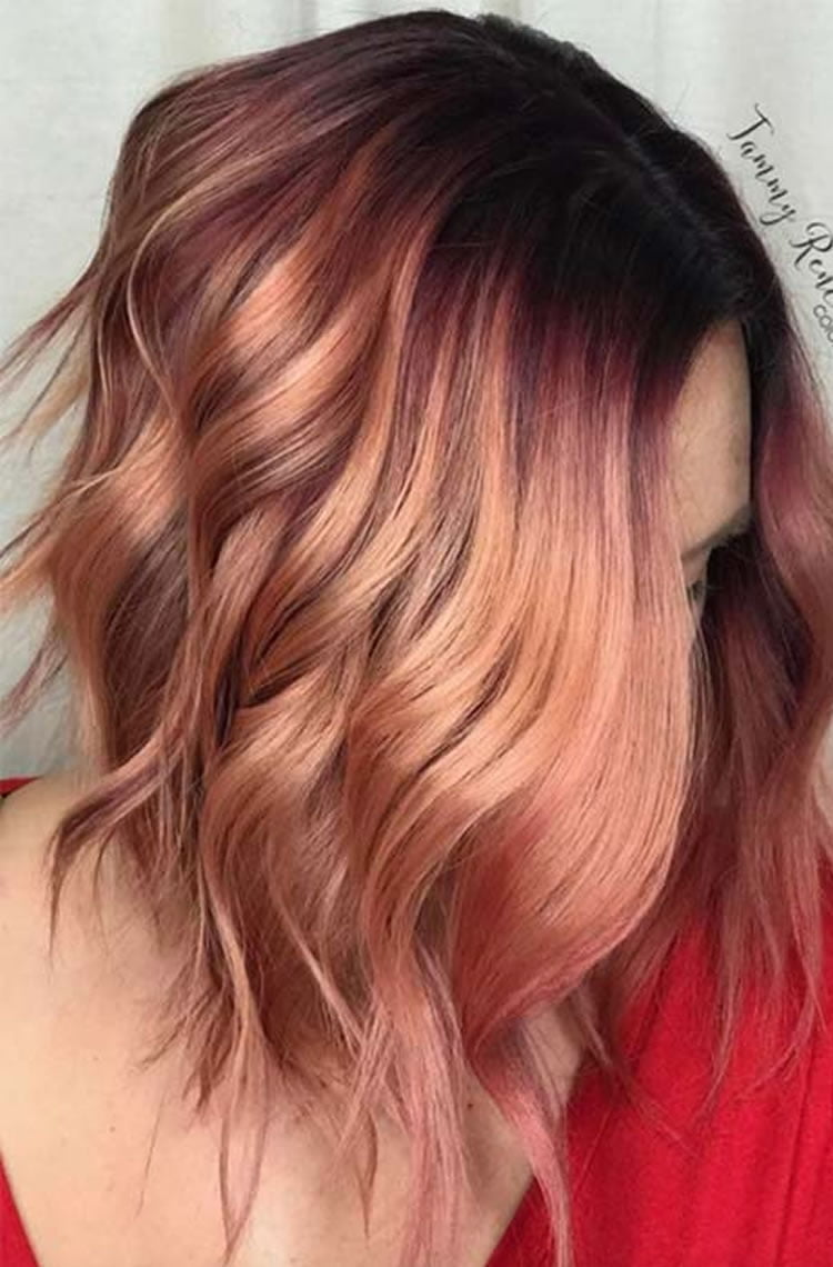 Balayage Hair Colours For Summer Hairstyles 2019 HAIRSTYLES