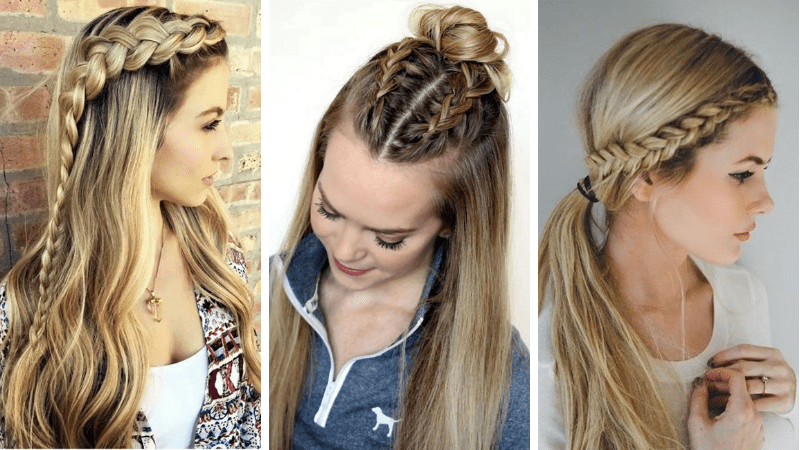 20 Cool Back To School Hairstyles And Hair Colors 2019