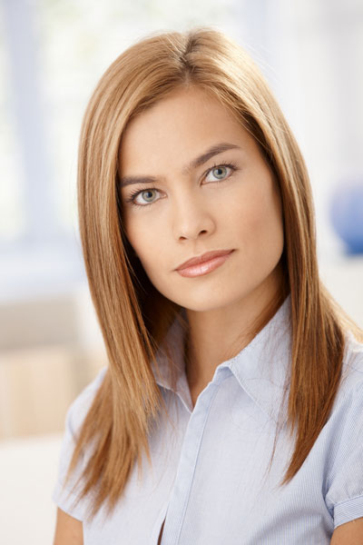 Angled Layers For Long Layered Hairstyles
