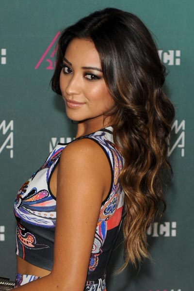 Celebrity Hair Color Trends Ombre Highlights