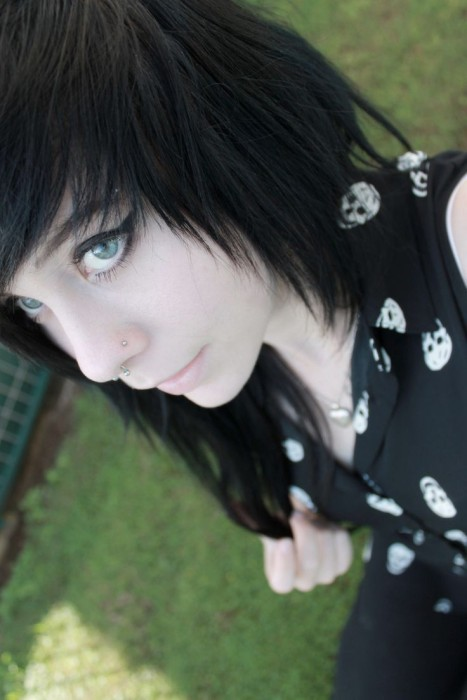 Emo Razor Cut Hairstyles Hair Color Ideas And Styles For