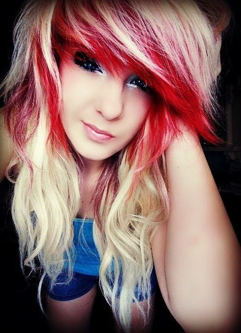 40 Emo Hairstyles For Girls Hairstyles Update