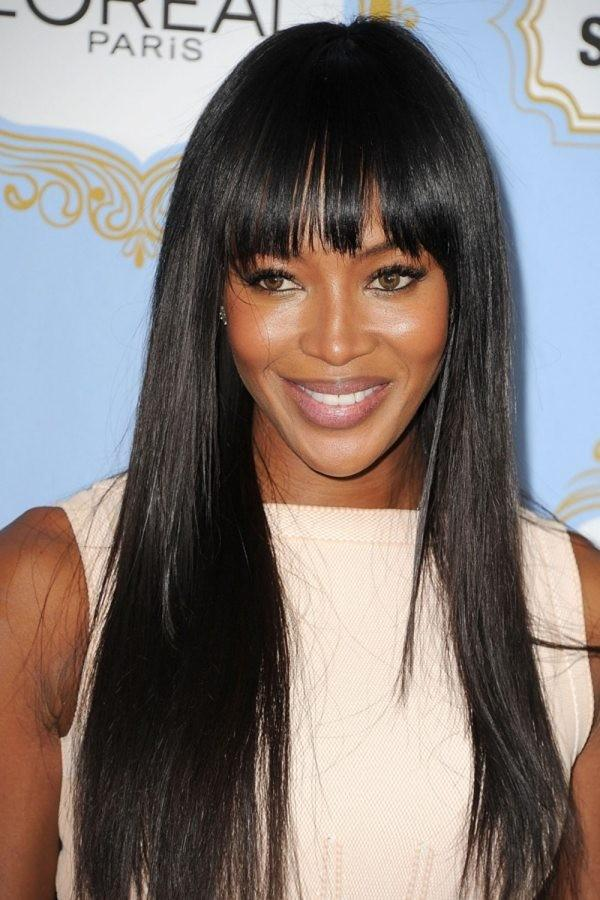 Naomi Campbell Human Hair Wig HairTurners