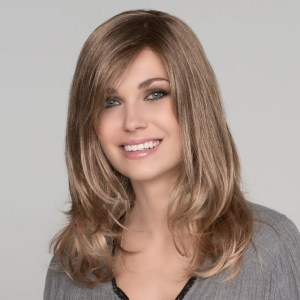 Marusha Mono Wig | Synthetic Wig (Mono Top) | 9 Colours