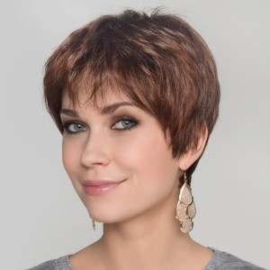 Zizi Wig | Synthetic Wig (Mono Crown) | 16 Colours