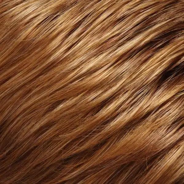 27MB | Dark Red-Gold Blonde