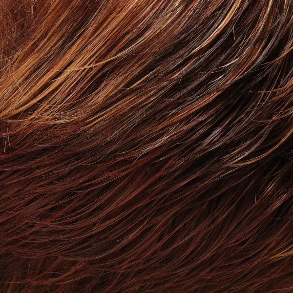 32F | Cherry Creme | Dark & Med Red Brown, Light Red-Gold Blonde Blend