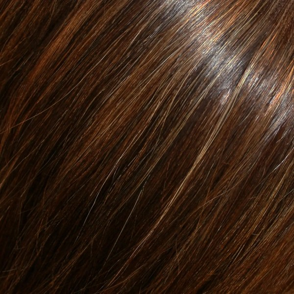 FS4/33/30A Midnight Cocoa wig colour by Jon Renau
