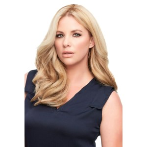 EasiPart French 12″ Topper | Remy Human Hair (Mono Base) | 26 Colours