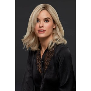 Carrie Petite Wig | Human Hair Lace Front (Mono Top) | 33 Colours