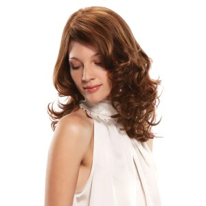 Isabella Wig | Remy Human Hair Mono Top (Hand Tied) | 15 Colours