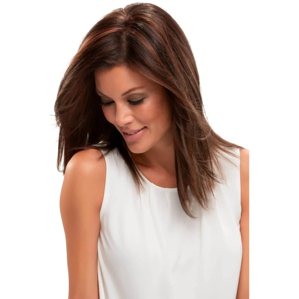 Top Style Synthetic Topper Hair Piece 12inches FS43330A