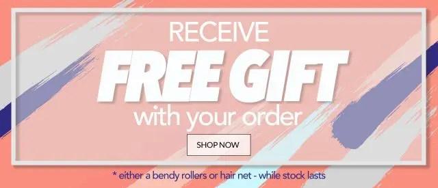 Free Gift HairWeavon