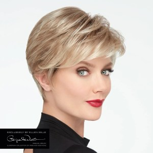 Panama Hi Mono Wig   Synthetic Lace Front Wig   11 Colours