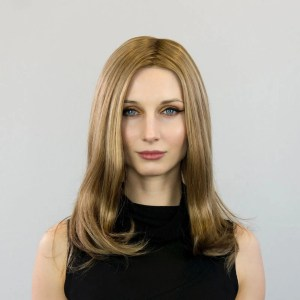 Amber Wig | Remy Human Hair Lace Front Wig (Mono Top) | 23 Colours