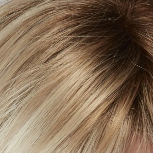 Creamy Glow Rooted Wig Colour By Natural Image