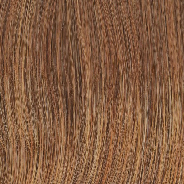 RL30/27 Rusty Auburn Wig Colour by Raquel Welch