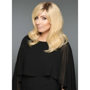 Adelle Wig | Remy Human Hair (Special Lining & Mono Top) | 26 Colours