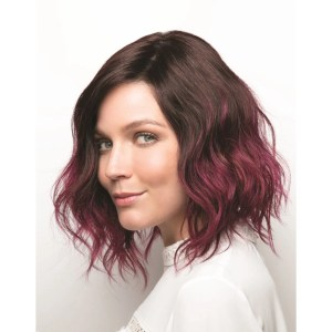 Evanna Mono Wig | Synthetic Lace Front Wig (Mono Part) | 12 Colours
