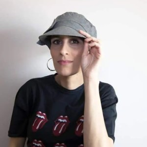 Yoki hat by Ellen Wille