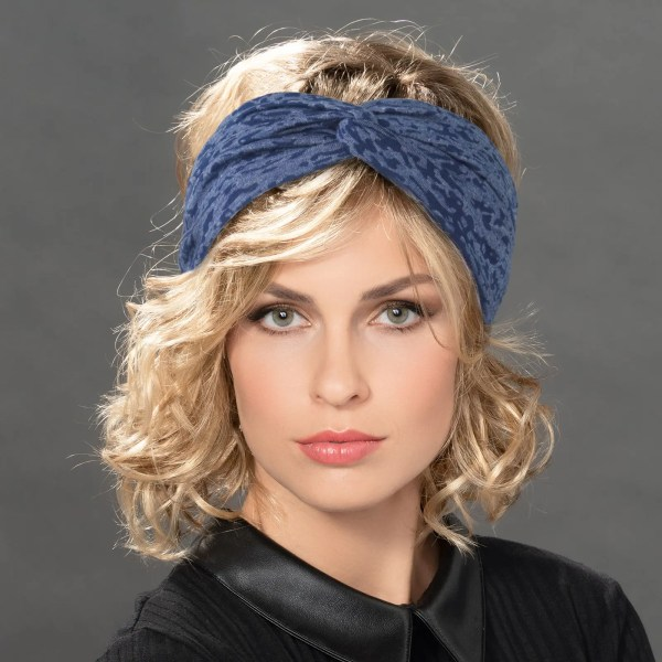 Headband Headwear by Ellen Wille in Blau