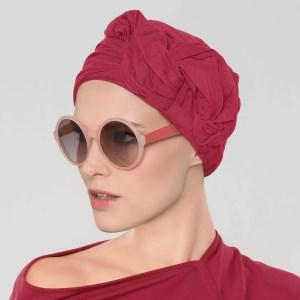 Malou Headwear By Ellen Wille In Bordeaux