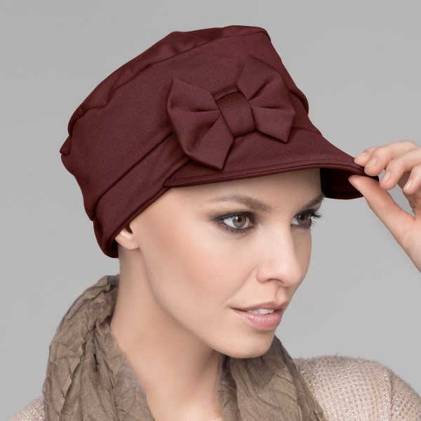 Yoki Headwear by Ellen Wille in Berry