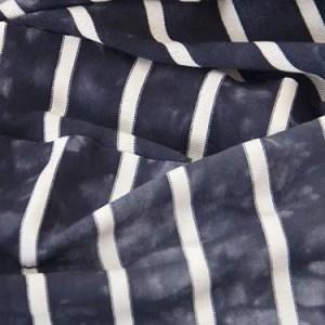 Devine Headwear By Ellen Wille In Jeansblau Gestreift