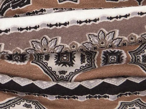 Marylyne Headband by Ellen Wille in Schwarz Braun