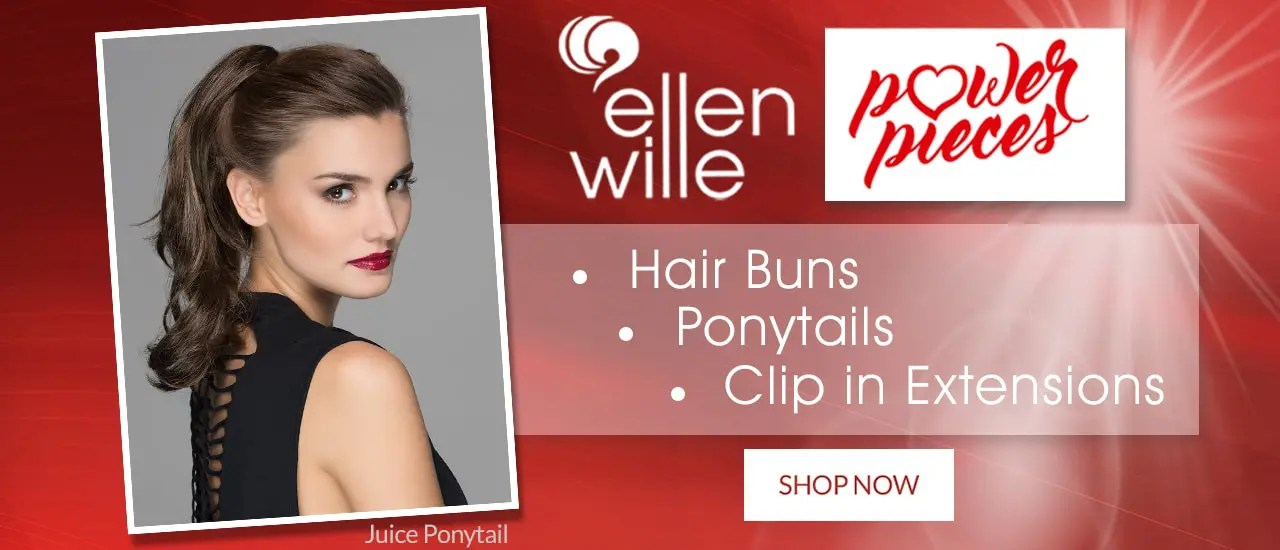 Hair Buns Ponytail Clip In Extensions