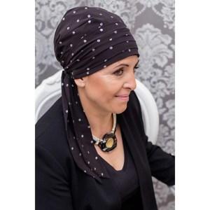 Monika Silk Scarf 9/99 | Headwear For Women With Hair Loss