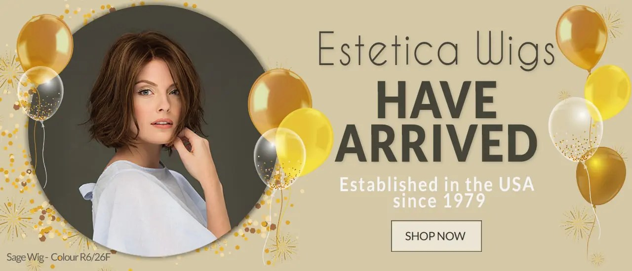 Estetics Wigs available at HairWeavon