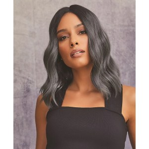 Velvet Wavez Wig | Synthetic Lace Front Wig (Lace Part) | 3 Colours