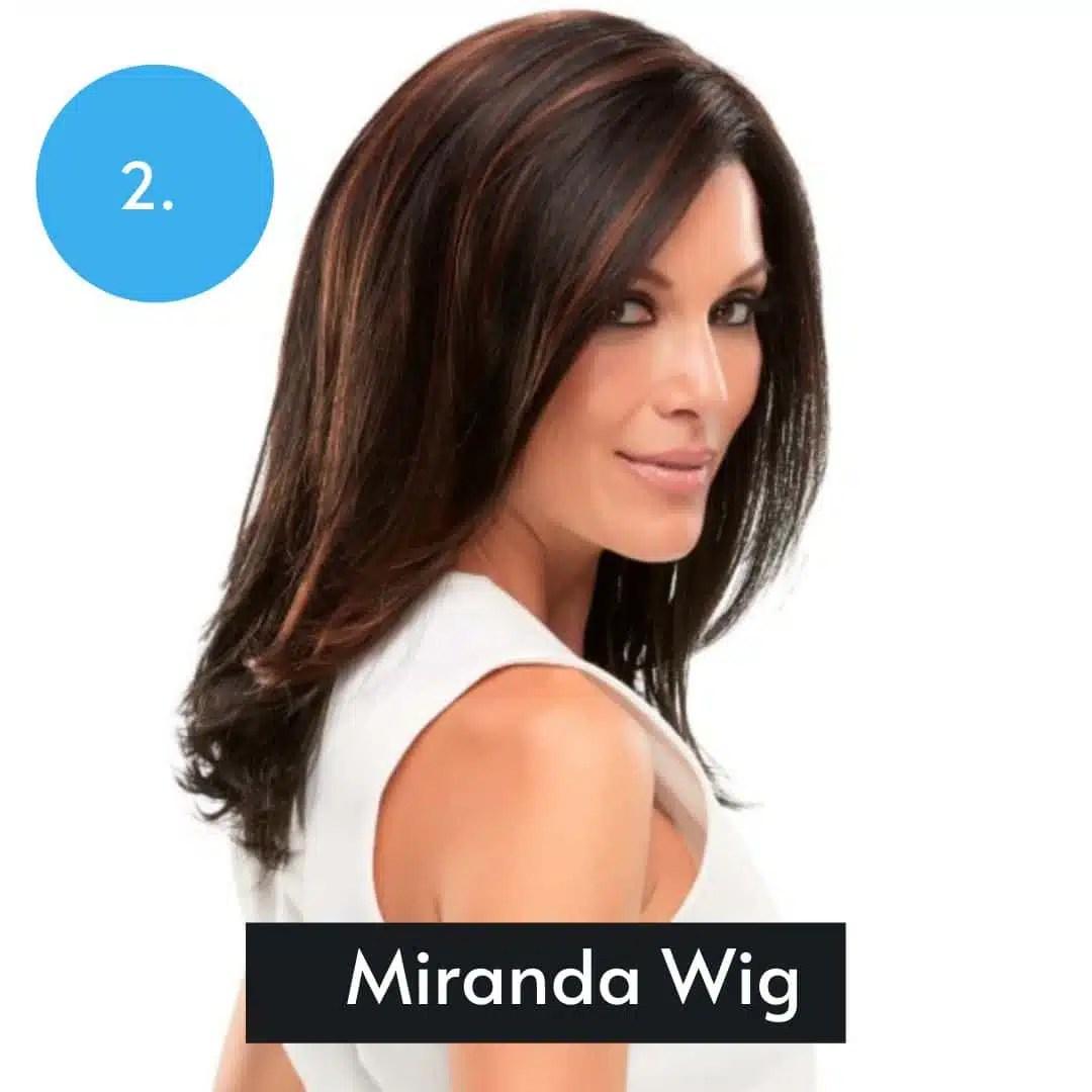 Miranda Wig By Jon Renau | Mid Length Synthetic