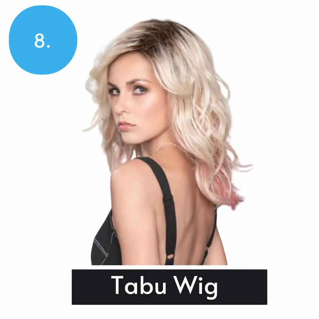 Tabu Wig By Ellen Wille | Mid Length Synthetic