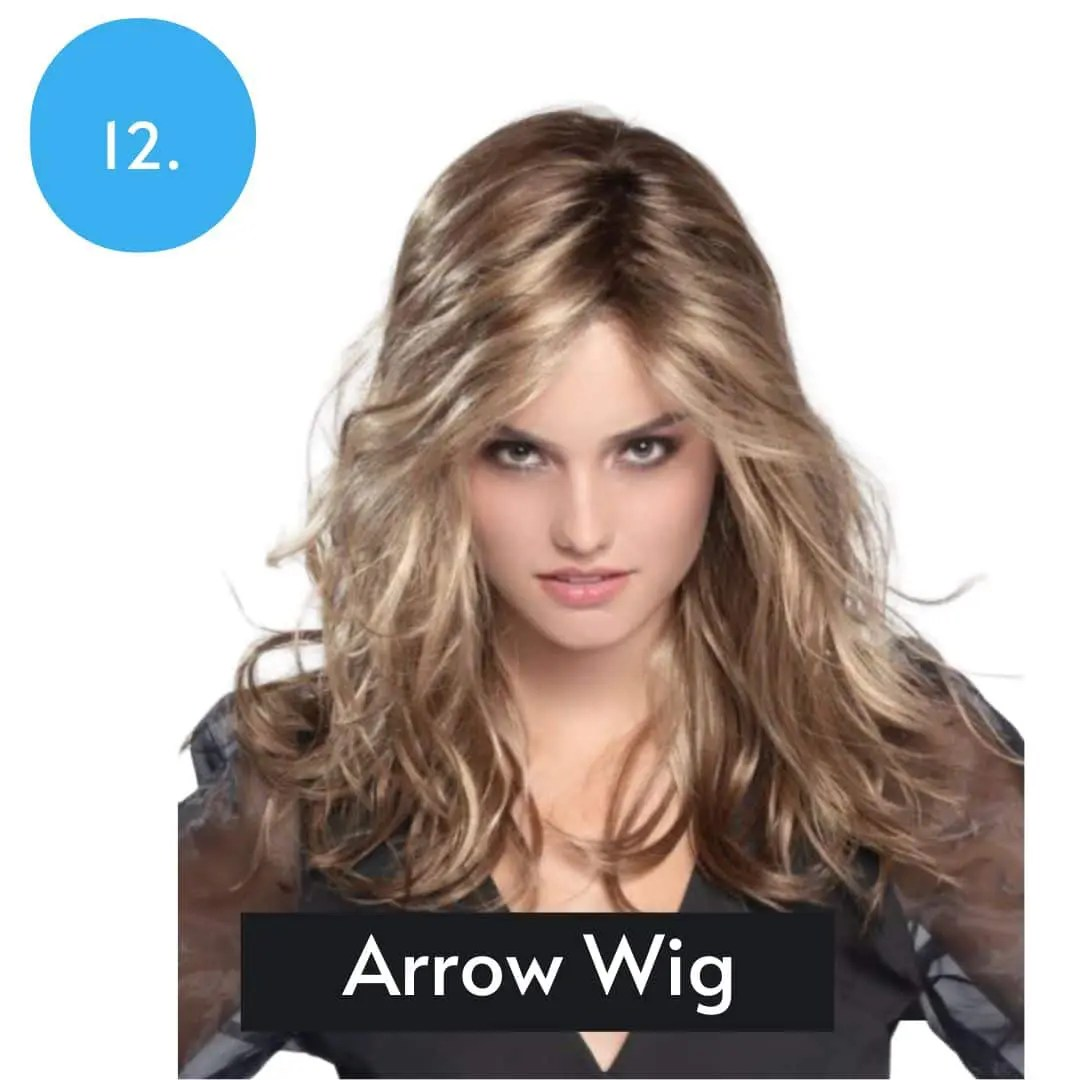 Arrow Wig By Ellen Wille | Mid Length Synthetic