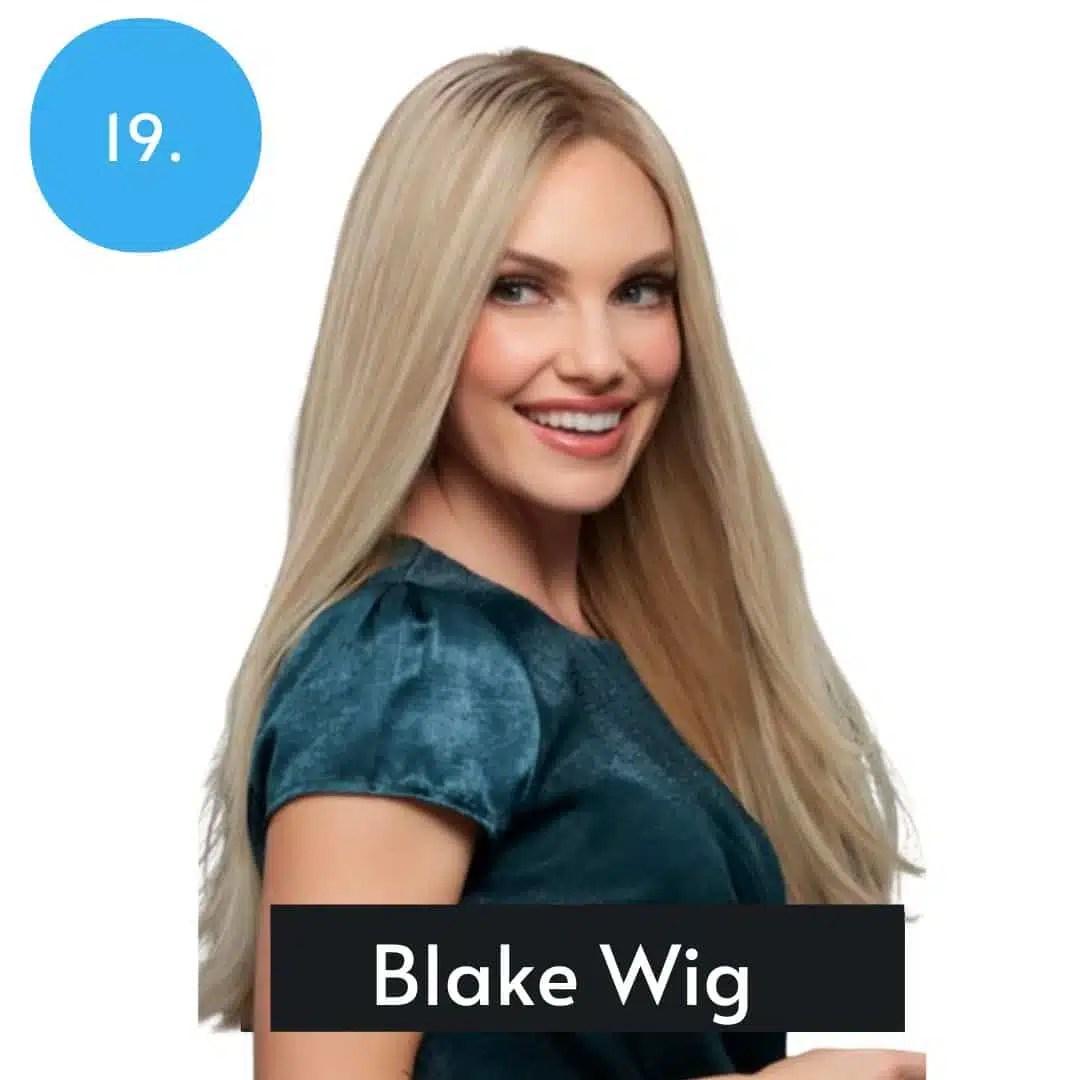 Blake Wig By Jon Renau | Long Human Hair