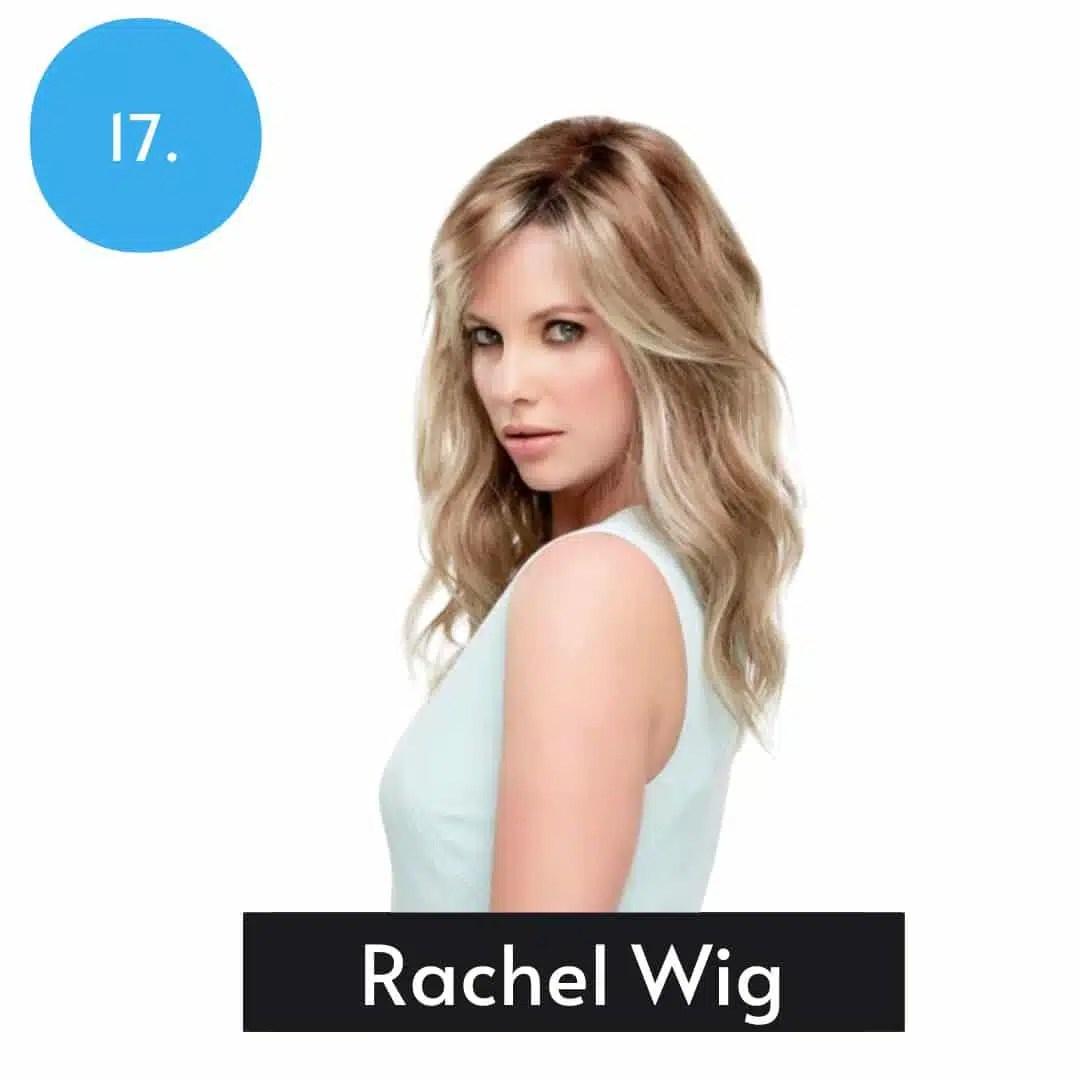 Rachel Wig By Jon Renau | Mid Length Synthetic
