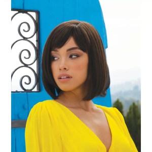Petite Portia Wig | Synthetic (Mono Part) | 34 Colours