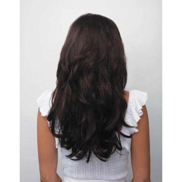 Sydney Hair Topper | Half Wig | Synthetic