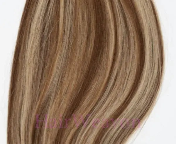 Clip In Straight Hair Colour 30/613