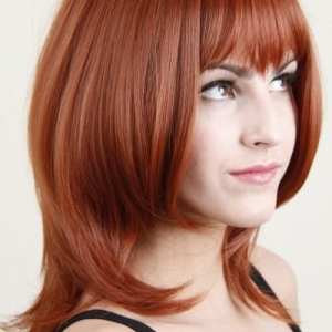 Haley Wig | Remy Human Hair | Custom Colour | Custom Length
