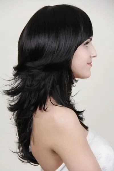 Tori Human Hair Wig customised