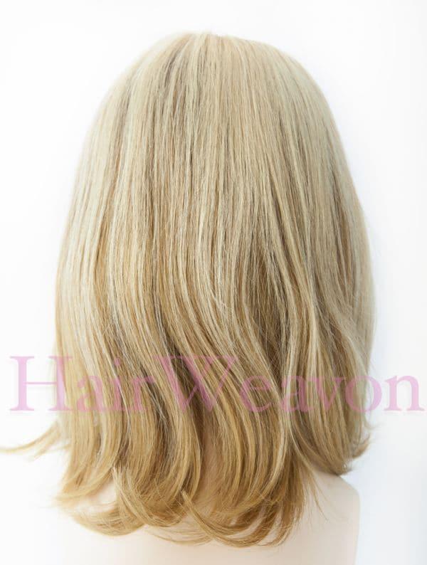 Maud Human Hair Wig customised