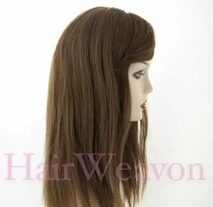 Grainne Human Hair Wig customised