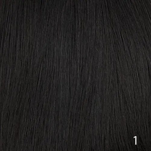 mens hair system colour 1 black