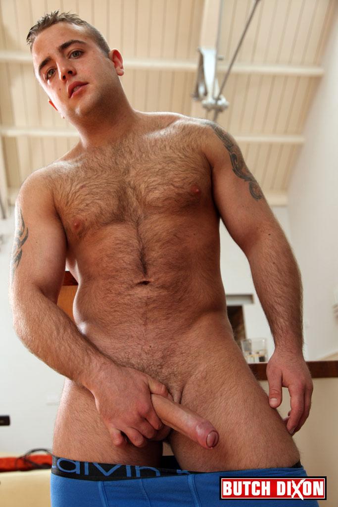 Hairy bears nude